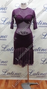 LATIN SALSA PRACTICE DRESS LDW (LT880)