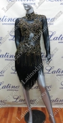 LATIN SALSA COMPETITION DRESS LDW (LT881)