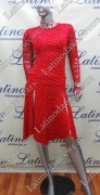 LATIN SALSA COMPETITION DRESS LDW (LT882)