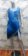 LATIN SALSA COMPETITION DRESS LDW (LT762A)
