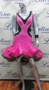LATIN SALSA COMPETITION DRESS LDW (VL474)