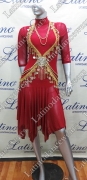 LATIN SALSA COMPETITION DRESS LDW (VL475)