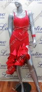 LATIN SALSA COMPETITION DRESS LDW (VL468)