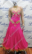 BALLROOM COMPETITION DRESS LDW (VS117)