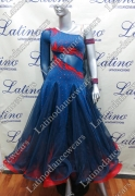 BALLROOM COMPETITION DRESS LDW (ST257)