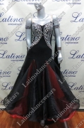 BALLROOM COMPETITION DRESS LDW (ST256)