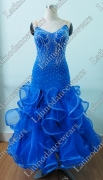 BALLROOM COMPETITION DRESS LDW (ST253)