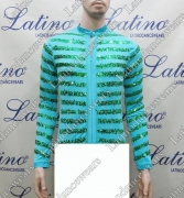 MAN LATIN SALSA SHIRT LDW (BS46A)