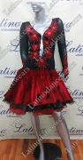 LATIN SALSA COMPETITION DRESS LDW (LS283)