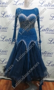 BALLROOM COMPETITION DRESS LDW (ST238A)