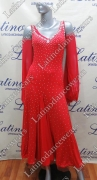 BALLROOM COMPETITION DRESS LDW (VS118)
