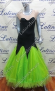 BALLROOM COMPETITION DRESS LDW (VS121)