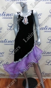 LATIN SALSA COMPETITION DRESS LDW (LT815A)