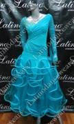 BALLROOM COMPETITION DRESS LDW (ST242A)