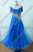 BALLROOM COMPETITION DRESS LDW (ST260)