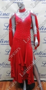 BALLROOM COMPETITION DRESS LDW (VS122)