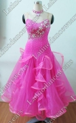 BALLROOM COMPETITION DRESS LDW (ST261)
