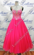 BALLROOM COMPETITION DRESS LDW (ST262)