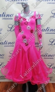 BALLROOM COMPETITION DRESS LDW (ST264)