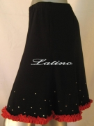 LATIN SALSA PRACTICE DRESS LDW (TL3)