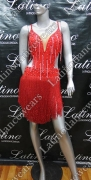 LATIN SALSA COMPETITION DRESS LDW (LT871B)