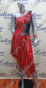 LATIN SALSA COMPETITION DRESS LDW (LT902)