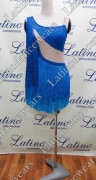 LATIN SALSA COMPETITION DRESS LDW (LT904)
