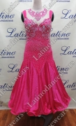 BALLROOM COMPETITION DRESS LDW (ST266)