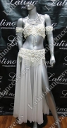 LATIN SALSA BELLY DANCE COMPETITION DRESS LDW (LS287)