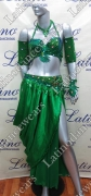 LATIN SALSA BELLY DANCE COMPETITION DRESS LDW (LS288)
