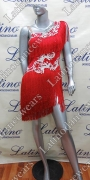 LATIN SALSA COMPETITION DRESS LDW (LT716D)