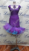 LATIN SALSA COMPETITION DRESS LDW (LT905)