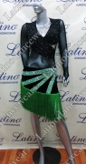LATIN SALSA COMPETITION DRESS LDW (LT908)