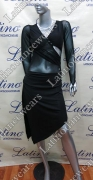 LATIN SALSA PRACTICE DRESS LDW (LT912)