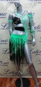 LATIN SALSA COMPETITION DRESS LDW (LT913)