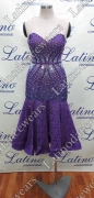 LATIN SALSA COMPETITION DRESS LDW (LT918)
