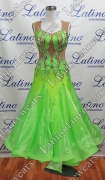 BALLROOM COMPETITION DRESS LDW (ST267)