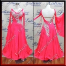 BALLROOM COMPETITION DRESS LDW (ST268)