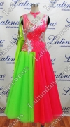 BALLROOM COMPETITION DRESS LDW (ST270)