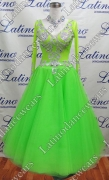 BALLROOM COMPETITION DRESS LDW (ST272)