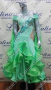 BALLROOM COMPETITION DRESS LDW (ST273)