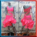 LATIN SALSA COMPETITION DRESS LDW (LT791A)