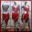 LATIN SALSA COMPETITION DRESS LDW (LT853D)