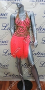 LATIN SALSA COMPETITION DRESS LDW (LT921)