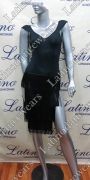 LATIN SALSA PRACTICE DRESS LDW (LT926)