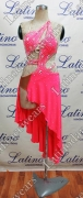 LATIN SALSA COMPETITION DRESS LDW (LT923)