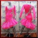 LATIN SALSA COMPETITION DRESS LDW (VL344B)