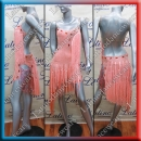 LATIN SALSA COMPETITION DRESS LDW (LT554A)