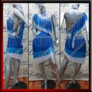 LATIN SALSA COMPETITION DRESS LDW (LT873A)