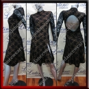 LATIN SALSA COMPETITION DRESS LDW (LT882A)